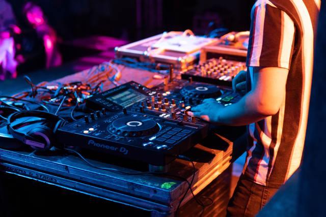 Animations David Simoulin : Animateur chanteur DJ professionel