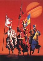 HISTOIRE ET LEGENDES : Spectacles médiévaux et animaliers