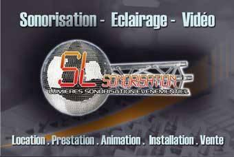 SL SONORISATION : technique événementielle