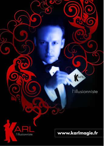 karl le magicien : magicien