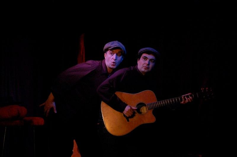Cie Bleu Comme : Compagnie de Théâtre Jeune Public