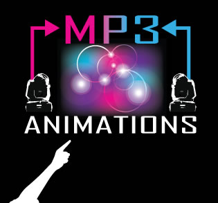 Mp3 animations : Dj animations