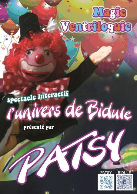 PATSY : Magie enfants sculpteur sur ballons