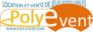 Poly Event : Location de jeux gonflables