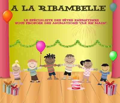 A La Ribambelle Oise : Animation enfantines