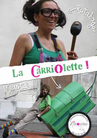 Zitoune & Cie : Compagnie de spectacles de clowns