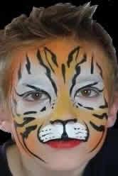 Maquillage de fête en Vendée : maquillage pour enfants