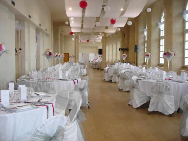 Griffe deco mariages fleuriste nancy for Decoration ceremonie