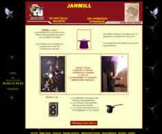 JANMILL SPECTACLE ANIMATION : Magicien