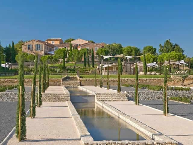 Calme vignoble cadre idyllique gargas vaucluse 84 la coquillade - Le domaine de la coquillade ...