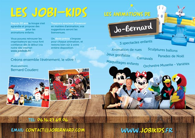 les jobi-kids : Spectacle peluches geantes spectacle de rue et animation enfants