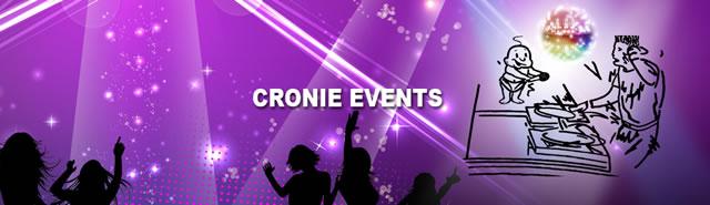 CRONIE'EVENTS : Dj animateur