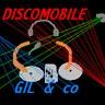 Discomobile GIL & co : DJ sono lumières