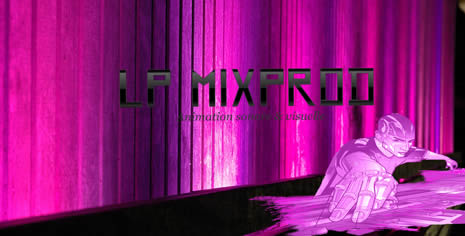 LP-MIXPROD : Animation DJ International