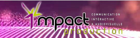 1mpact Production : Animaton - Vid�o projection interactif
