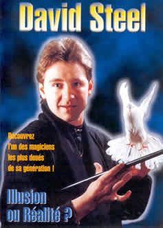 PRESTIGE MAGIE : MAGICIEN CLOSE-UP MENTALISTE