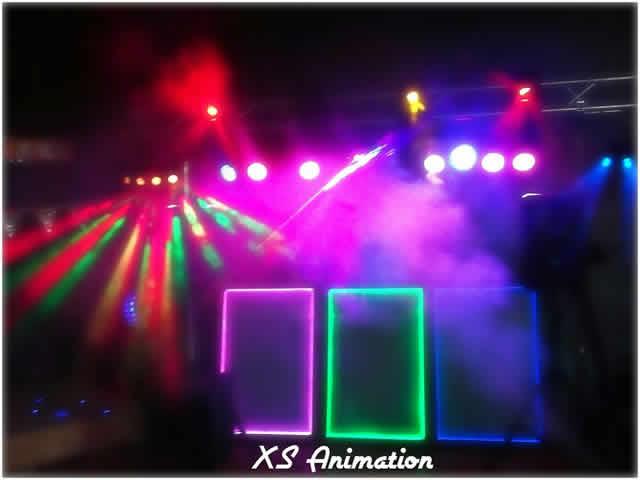 XS animation : Disc-jockey animateur