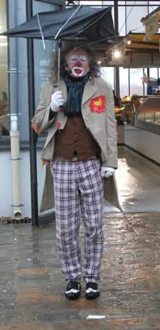 Compagnie Monsieur Jacques : Clown théâtre et Burlesque