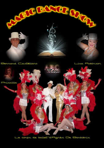 DUO MEPHISTO : Magie associé à la danse et au chant
