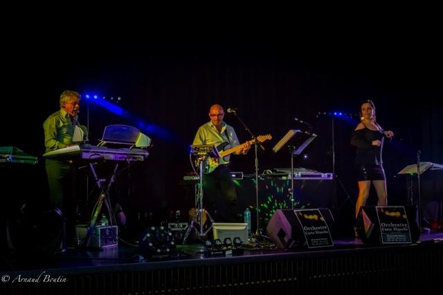 Animation Orchestre + DJ Carte Blanche : Orchestre de variétés