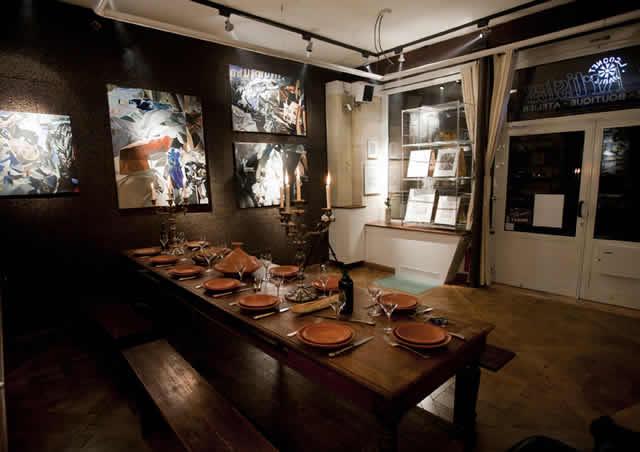 La galerie des artistes location lieu atypique paris for Location atypique paris