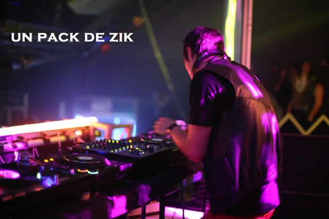 un pack de zik : Groupes/DJ