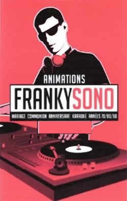 frankysono animation video : animation musicale sur video