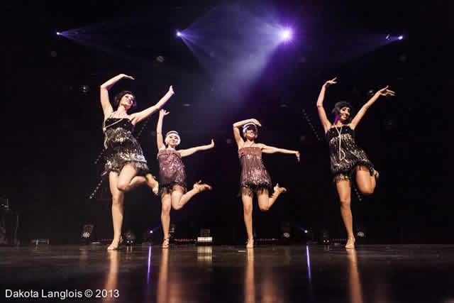 Miss Flo Cabaret : Chanteuse-Danseuse