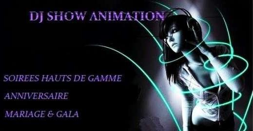 dj show animation : dj show animation