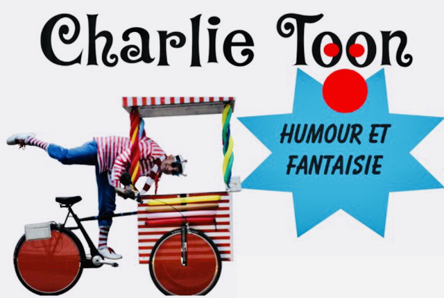 Charlie Toon : Sculpture sur ballons