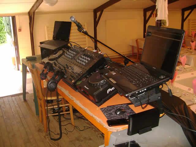 Sono Num�ro 80s : Dj / Sonorisation