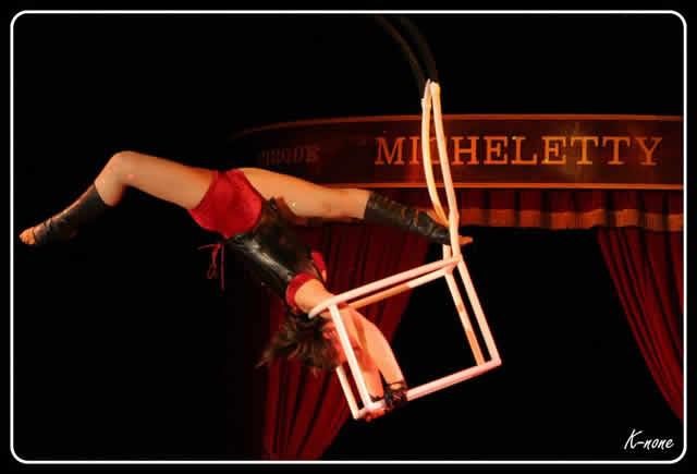 Serena Ortega : Danseuse aérienne