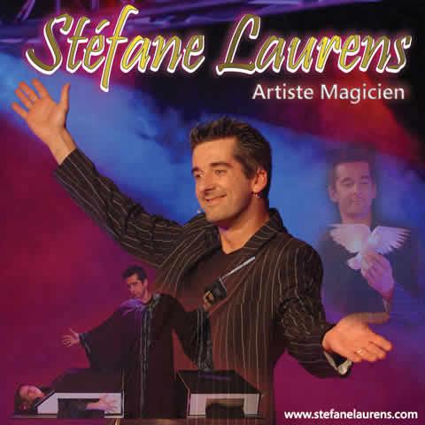 stéfane laurens : Magicien