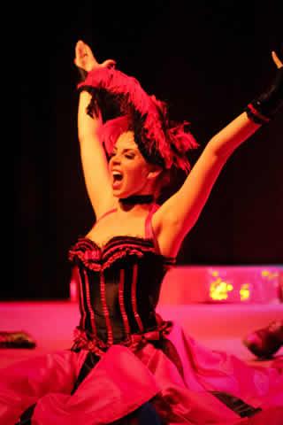 troupe imagine : Troupe cabaret