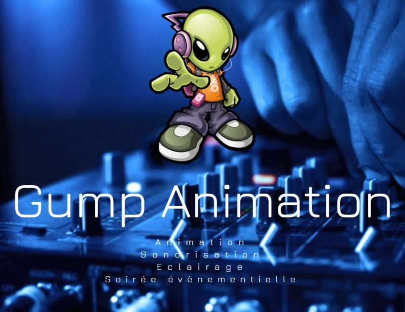 Gump-Animation : Dj animateur, mariage, anniversaire