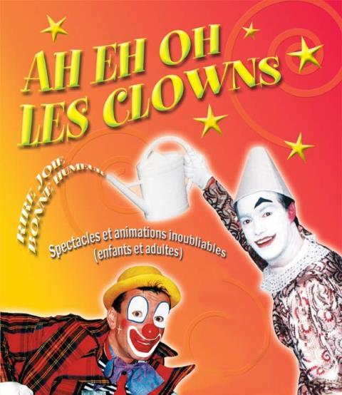 vol d'oiseau : Compagnie d'artistes clowns