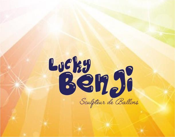 Lucky Benji : Sculpteur de ballon, soirées, enfants