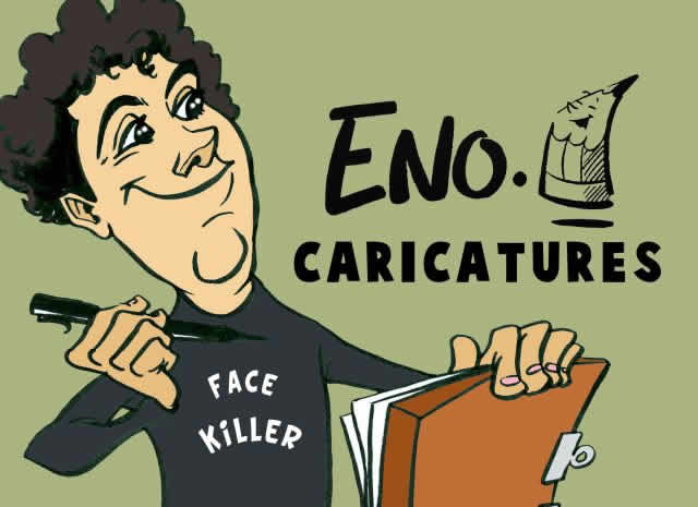 Eno-caricatures