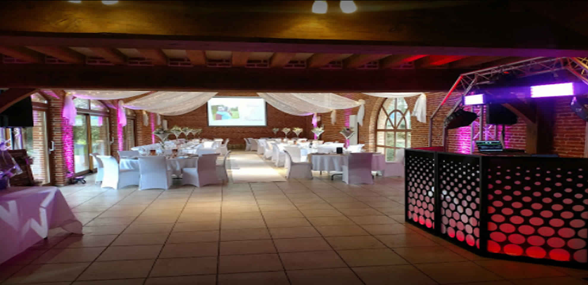 LG PRODUCTION : DJ discomobile mariage