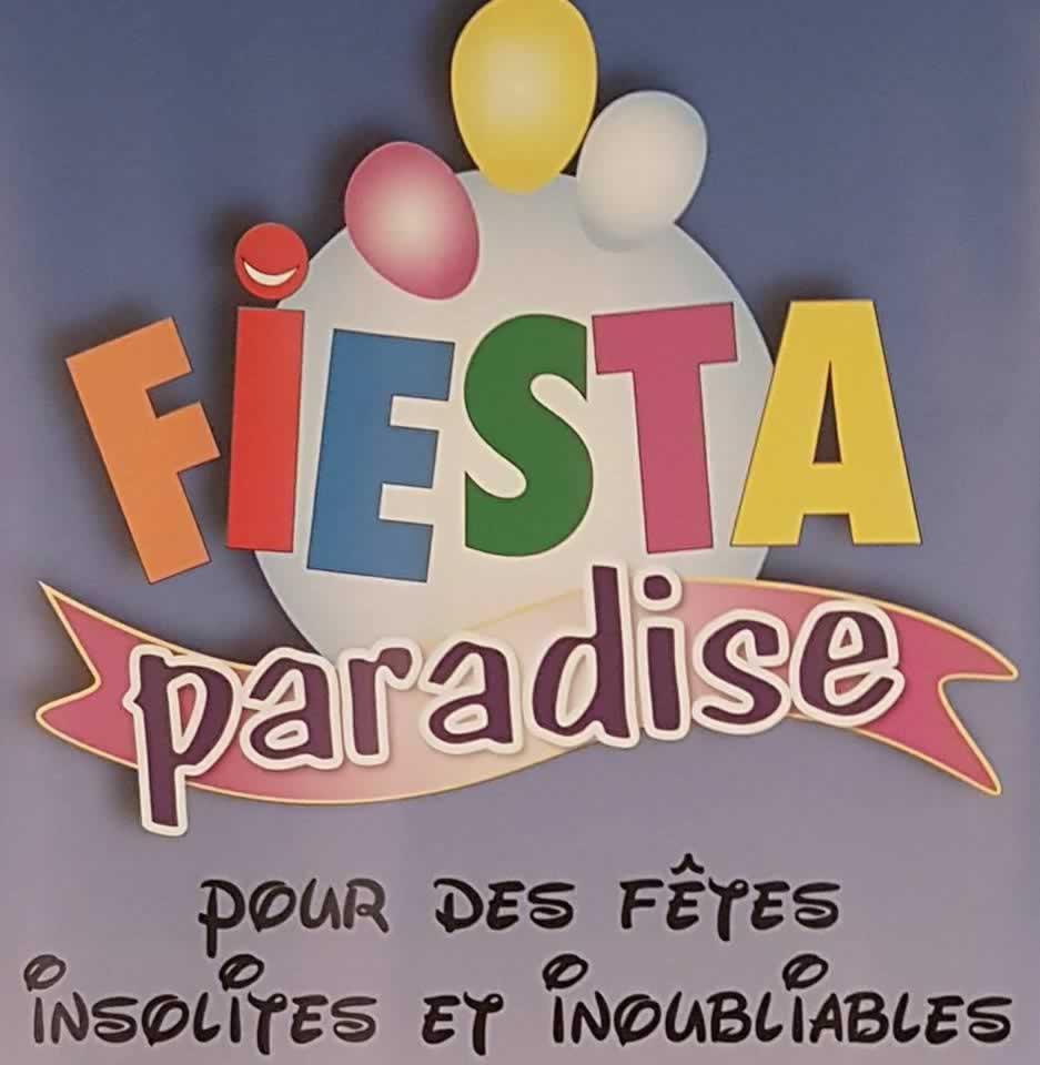 FIESTA PARADISE : Magicien enfants - maquillage - structure gonflable