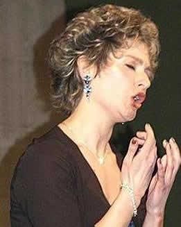 RACHEL - Chanteuse Soprano Lyrique : Atelier Maquillage Enfant