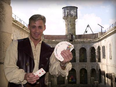Magicien de Fort Boyard : Magicien spectacle de magie
