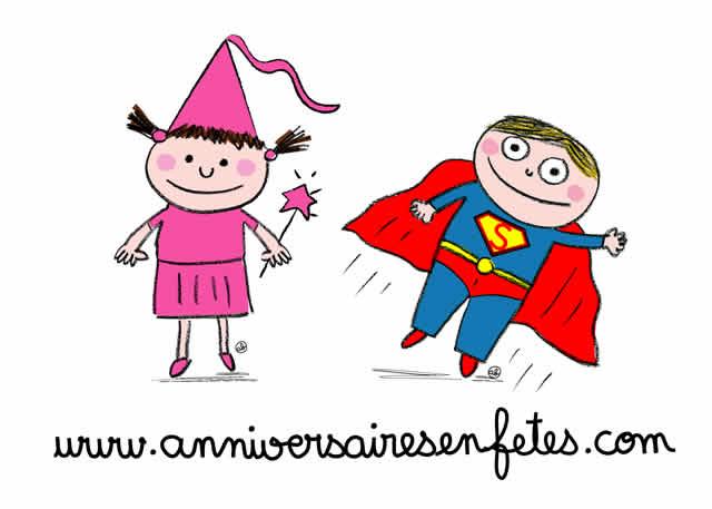 Anniversaires en fêtes! : Animations pour enfants