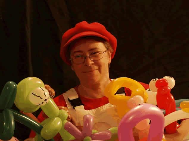 Gavroche Ballons : Animation de fête, décoration ballon