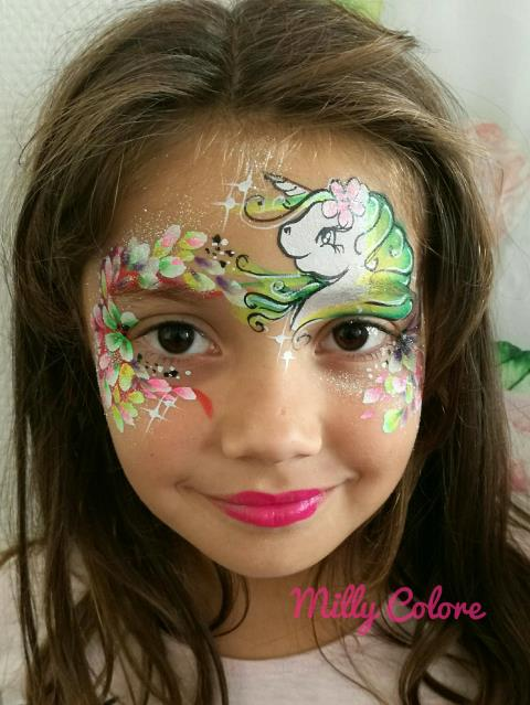 MILLY COLORE : maquilleuse enfant
