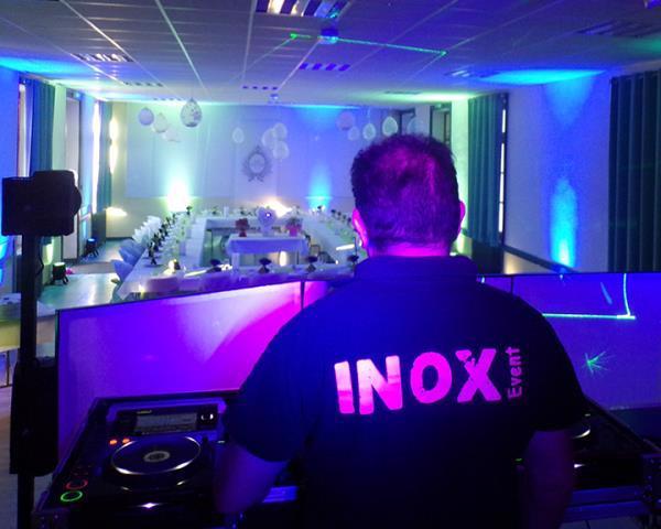 INOX Event Animation : DJ Animateur, Créateur d'Ambiance