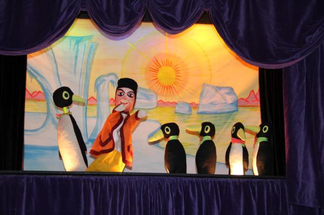 Compagnie du Rirorêve : Des théâtres de Guignol à domicile