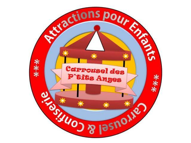 Carrousel des P'tits Anges : Location de manèges forains pour la fête