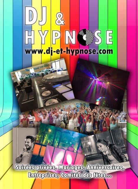 Dj et hypnose : Jérémie le Dj et Pauline l'hypnotiseuse