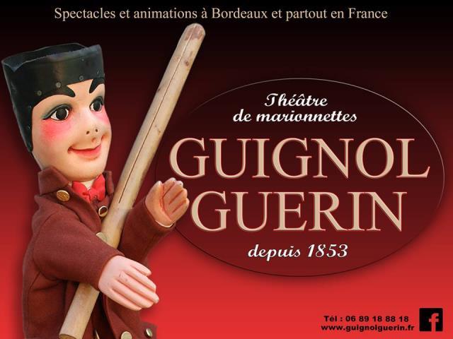 Le Guignol Guérin : Un vétéran du  théatre de guignole